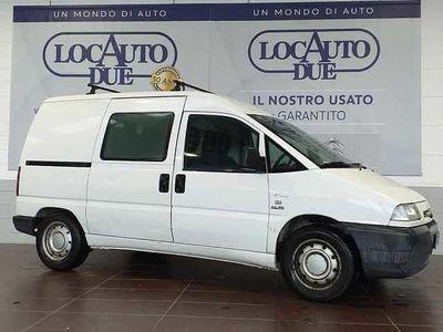 usata Fiat Scudo 2.0 JTD Comfort Vetrato