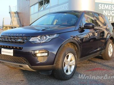 usata Land Rover Discovery Sport 2.0 TD4 150 CV Auto Premium Business Edition