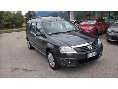 usata Dacia Logan MCV 1.4 5 posti OK NEOPAT