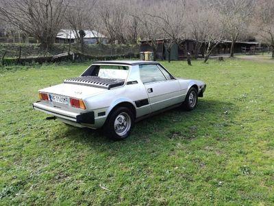 gebraucht Fiat X 1/9 2ª serie - 1980