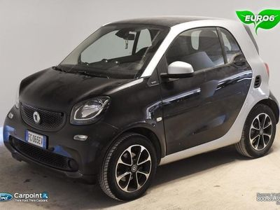 used Smart ForTwo Coupé 1.0 Passion 71cv twinamic