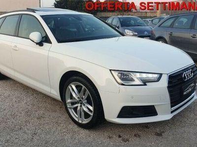 usata Audi A4 Avant 2.0 TDI 190 CV quattro S tronic Business Spo
