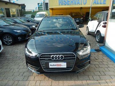 usata Audi A4 2.0 TDI 190 CV quattro S tronic SLINE rif. 6996989