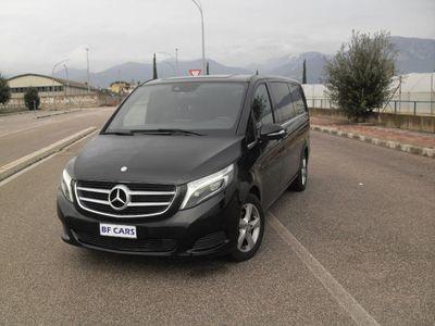 usado Mercedes V220 CDI Extralong