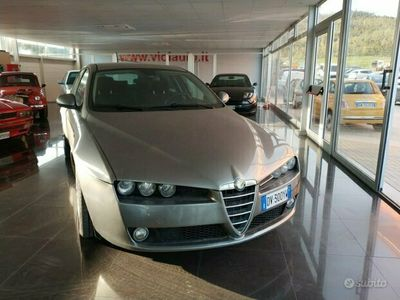 usata Alfa Romeo 1900 159 swmtj 150 cv automatica imm 2009