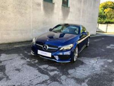 usata Mercedes C200 Coupé Premium Plus Benzina