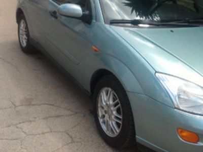second-hand Ford Focus Focus 1.8 TDCi (115CV) cat 5p. Ghia