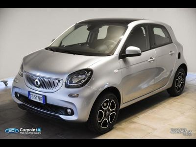 usata Smart ForFour 1.0 Passion 71cv twinamic my18