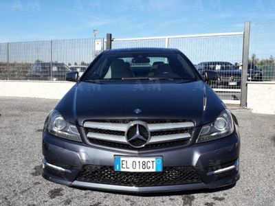 usata Mercedes 250 Classe C CoupéCDI BlueEFFICIENCY Coupé Avantgarde usato