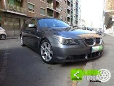usata BMW 535 Serie 5 d Eccelsa