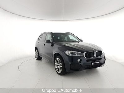 usata BMW X5 F15 xdrive25d Luxury 231cv auto