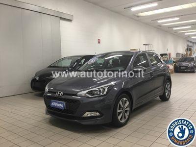 brugt Hyundai i20 I201.4 crdi Login 90cv 5p