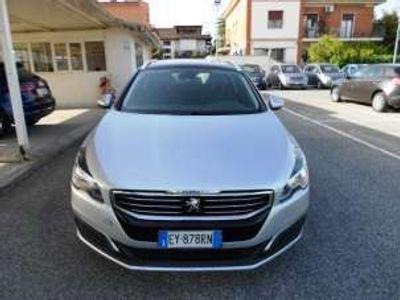 usata Peugeot 104 508 2.0 HDi 163 CV aut. SW B TETTO NAVI LEGGE