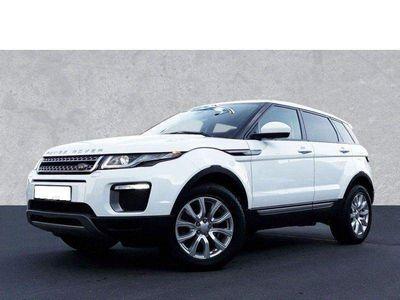 usado Land Rover Range Rover evoque 2.0 TD4 5p. SE