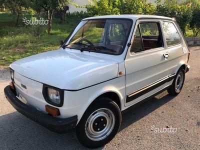 käytetty Fiat 126 PERSONAl 4 BIANCA - ANNO 1980 EPOCA