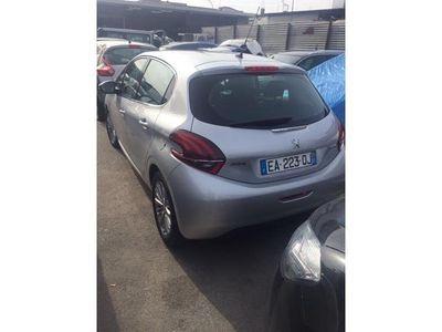 usata Peugeot 208 BlueHDi 100 5 porte Allure navi led