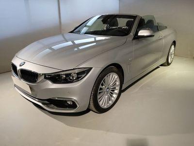 usado BMW 420 Serie 4 Cabrio Serie 4 F33 Cabrio 2017 Diesel d cabrio