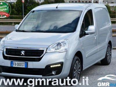 used Peugeot Partner Tepee BlueHDi 100 L1 Furgone Comfort