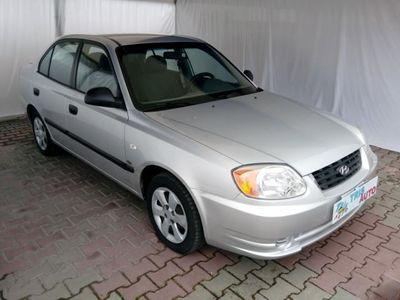 begagnad Hyundai Accent 1.5 CRDi 5 porte GL Clima