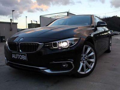 usata BMW 420 Serie 4 Gran Coupé d Luxury