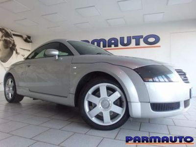 usata Audi TT Coupé 1.8 T 20V 225 CV cat quattro