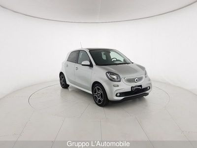 usata Smart ForFour II 2015 1.0 Passion 71cv twinamic