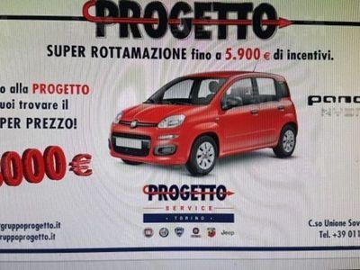usata Fiat Panda 1.0 FireFly S&S Hybrid Easy nuova a Torino