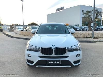 used BMW X3 xDrive20d Business aut.