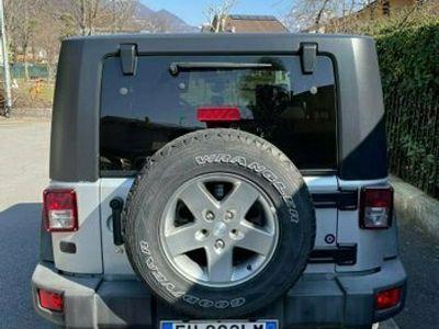 usata Jeep Wrangler 3ª serie - 2011