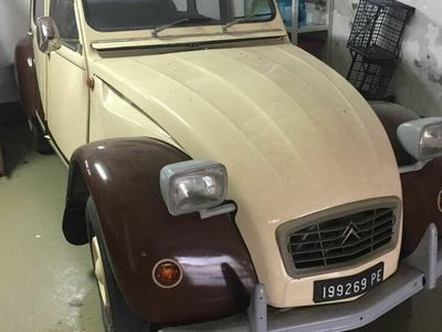 usata Citroën 2CV anche con permuta
