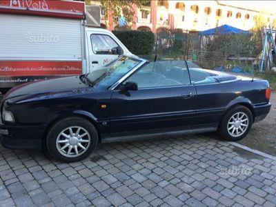 usata Audi Cabriolet Cabrio 1.8 cat