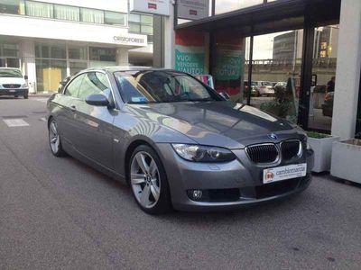 usata BMW 330 Cabriolet d cat Futura