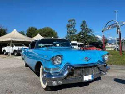 usata Cadillac Serie 62 Deville 1957 COUPÉby Gandin Motors Benzina