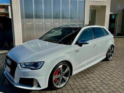usata Audi RS3 Sportback 3 2.5 TFSI quattro S tronic usato