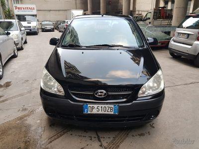 usado Hyundai Getz 1.1 12v 5p gl unico p?roprietario