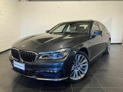 usata BMW 740 Serie 7 e Eccelsa del 2017 usata a San Giovanni Teatino