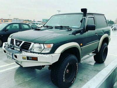 usata Nissan Patrol GR 3.0 TD Di 3 porte Luxury Hard