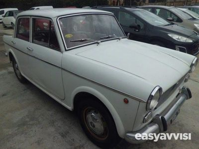 second-hand Fiat 1100D originale benzina