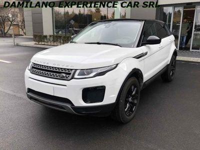 usata Land Rover Range Rover evoque 2.0 TD4 150 CV 5p. Pure rif. 11179165