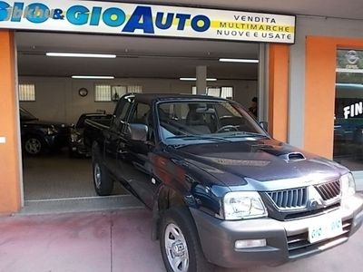 usata Mitsubishi L200 2.5 TD cat 4WD Single Cab Invite