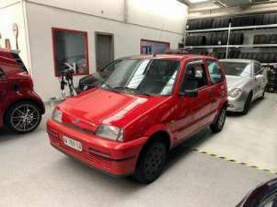 usata Fiat Cinquecento 900i cat SX usato