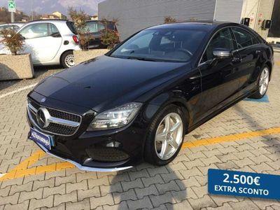 usata Mercedes CLS500 CLASSE CLS(BE) Premium 4matic auto