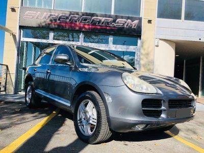 usado Porsche Cayenne 4.5 S - IMPIANTO GPL 90 LITRI DEL 2012
