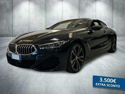 usata BMW 840 SERIE 8 COUPÉ d Coupe xdrive auto