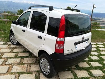 usata Fiat Panda 4x4 1.3 multijet