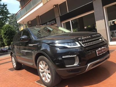 used Land Rover Range Rover evoque 2.0 TD4 150 CV 5p. SE, TETTO, PELLE, RESTYLING