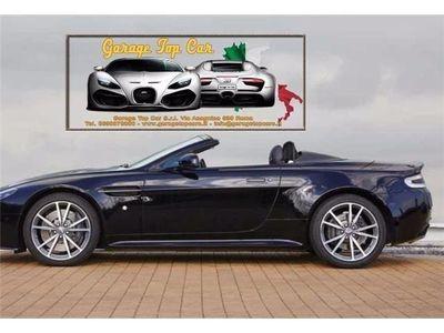 usata Aston Martin V8 Virage - V8 - VantageRoadster N430 Usato