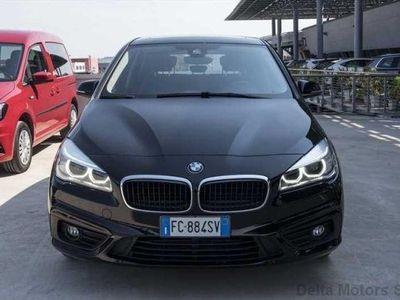 usata BMW 216 Serie 2 A.T. (F45) d Sport
