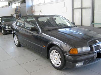usata BMW 318 Compact tds turbodiesel cat