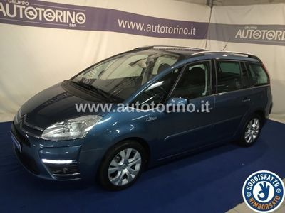 used Citroën Grand C4 Picasso C4 g.pic. 1.6 e-hdi airdream Exclusive 110cv cmp6